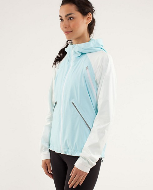Lululemon rise and shine jacket